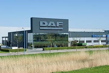 Bedrijvenpark Medel - Pand DAF