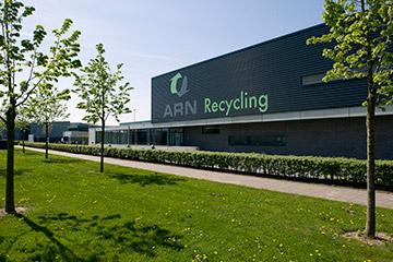 Bedrijvenpark Medel - Locatie ARN Recycling