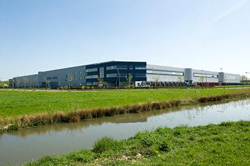 Bedrijvenpark Medel - Locatie Kuehne Nagel