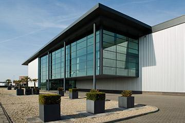 Bedrijvenpark Medel - Locatie Keizer Glasimport