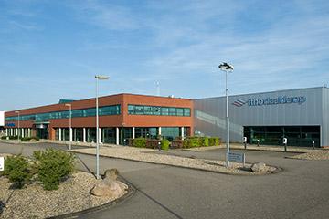 Bedrijvenpark Medel - Locatie Daalderop