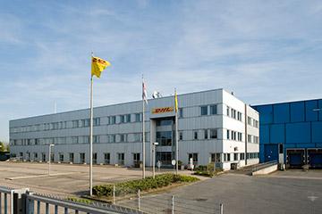 Bedrijvenpark Medel - Locatie DHL