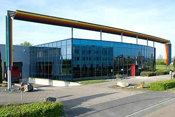 Bedrijvenpark Medel - Locatie Eurolacke