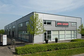 Bedrijvenpark Medel - Locatie JMV Groep