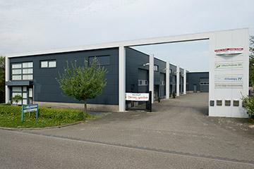 Bedrijvenpark Medel - Locatie ACB Rioolreiniging