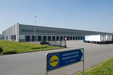 Bedrijvenpark Medel - Locatie Lidl