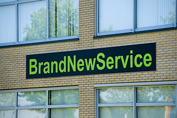 Bedrijvenpark Medel - Locatie Brand New Service