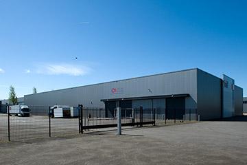 Bedrijvenpark Medel - locatie Van Oort