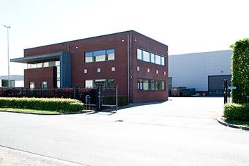 Bedrijvenpark Medel - Van Vulpen